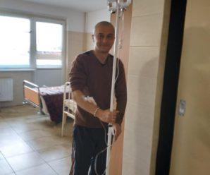 35-річний франківець потребує допомоги у боротьбі з лейкемією