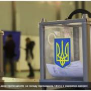 ЦВК відмовила двом претендентам на посаду президента: відома причина