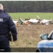 У Німеччині розбився легкий літак, є жертви: фото