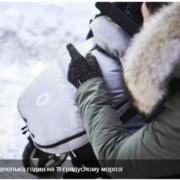 У Сумах патрульні врятували однорічну дитину від переохолодження: відео зворушливого вчинку