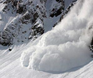 Небезпека сходження лавин та ожеледиця. На Прикарпатті – штормове попередження