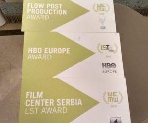 Фільм про франківських комунальників завоював три нагороди на кінофорумі в Італії