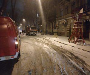 У Франківську під час пожеж врятували трьох людей