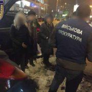 Військову з Прикарпаття спіймали на хабарі (ФОТО)