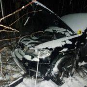 У Тисменицькому районі в ДТП загинув пасажир елітного автомобіля