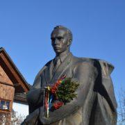На малій батьківщині Степана Бандери відзначили день народження Провідника