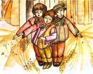 Посівалки українською мовою: найкращі посівалки для дітей