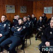 Прикарпатським поліцейським, яких навчали канадці, вручили сертифікати (ФОТО)