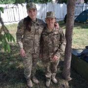 Жінки на війні. Чому троє прикарпаток поміняли мирне життя на солдатські чоботи та взяли до рук зброю (ФОТО)