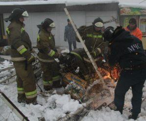 """""""Людей відкопували з-під шиферу і снігу"""": Дах ринку впав прямо на людей"""