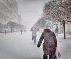 Завалить снігом і заллє дощем: синоптики попередили українців про різку зміну погоди