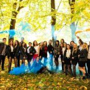 Прикарпатські школярі знімають реаліті-шоу про своє життя