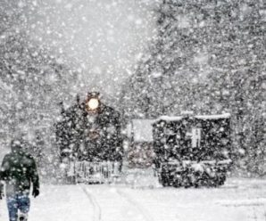 """На Прикарпатті оголошено """"жовтий"""" рівень небезпеки – очікуються сильні снігопади"""