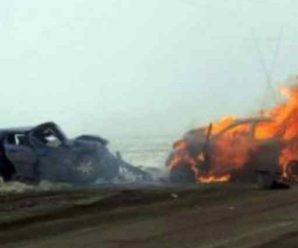 Фатальна ДТП на українській трасі: п'ятеро загинули, двоє у важкому стані(фото)