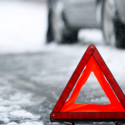 На Прикарпатті автомобіль збив пішохода, який йшов посередині дороги