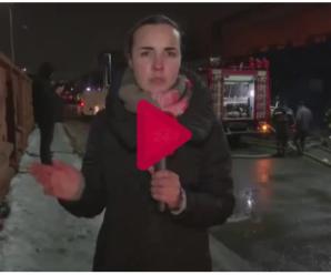 У Києві локалізували масштабну пожежу на складах: фото і відео
