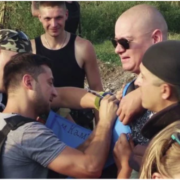 """Зеленський і АТО: """"Квартал 95"""" показав зворушливий документальний фільм"""