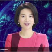 Перша віртуальна жінка-ведуча запрацювала в Китаї: як вона виглядає