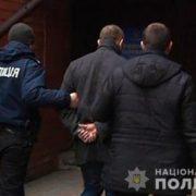 Поліцейські Івано-Франківщини затримали підозрюваного в угоні автівки