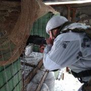 ООС: шестеро окупантів знищені та семеро отримали поранення