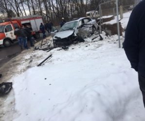 У Калуші зіткнулися дві автівки – потерпіли обидва водії. ФОТО