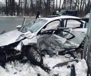 """ДТП біля Калуша: водій """"Нісан"""" помер у лікарні. ФОТО"""