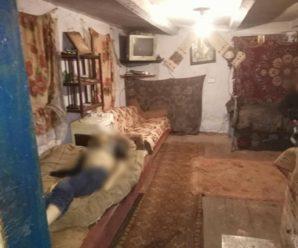 На Прикарпатті 34-річна жінка смертельно поранила ножем зведеного брата, який її домагався