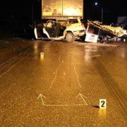 Поліція оприлюднила фото смертельної ДТП на Прикарпатті
