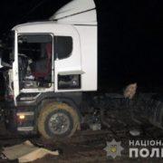 Поліцейські розшукали викрадачів вантажного автомобіля в Чукалівці