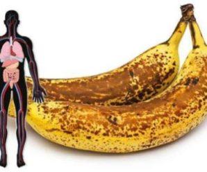 Він їв по 2 банани з темними плямами щодня протягом місяця. І ось що відбулося з його організмом