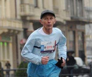 71-річний франківський легкоатлет ділиться секретами здоров'я