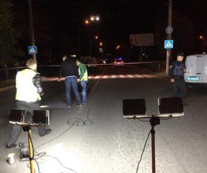 На Прикарпатті під колесами іномарки загинув 37-річний пішохід