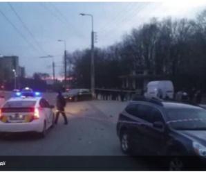 Моторошна ДТП у Тернополі: за кермом була 13-літня дівчинка, вона у комі