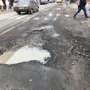 На Прикарпатті оштрафували кількох посадовців, відповідальних за утримання доріг, на яких трапилися ДТП