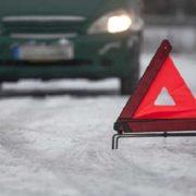 В Івано-Франківську Волга збила пішохода
