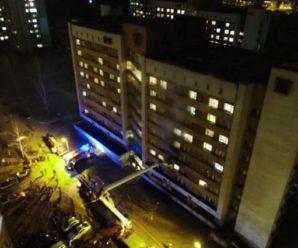 """""""Крики """"Допоможіть!"""" і паніка"""": Подробиці жахливої пожежі у львівському студентському гуртожитку"""