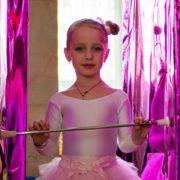5-річна калушанка зі школи мажореток посіла перше місце на міжнародному конкурсі