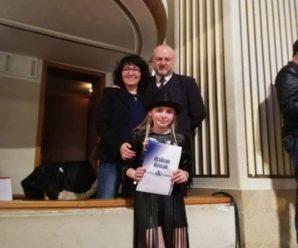 Юна прикарпатка здобула нагороду на міжнародному фестивалі в Італії