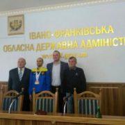 Прикарпатський паралімпієць привіз золото з чемпіонату Європи у Стамбулі