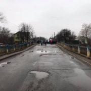 На Прикарпатті люди знову перекрили дорогу (фото)
