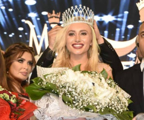 """Прикарпатка перемогла на конкурсі краси """"Міс Європа Світ"""" 2019 (фото+відео)"""