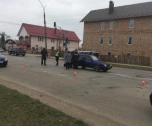 У Коломиї водій серйозно травмував дитину на пішоходному переході