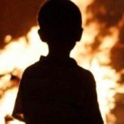 Направили до психлікарні: маленький хлопчик спалив всю сім'ю. Фото з місця НП