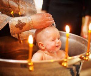 Навіщо при хрещенні давати друге ім'я дитині
