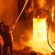 На Прикарпатті в пожежі загинула жінка