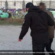 Прийняв наркотики та стрибнув з мосту у річку: як патрульні врятували життя у Миколаєві