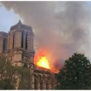 Пожежа у соборі Паризької Богоматері: Україна відправить найкращих реставраторів