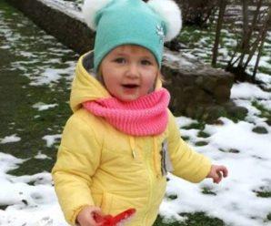 Терміново необхідні донори для маленької дівчинки з Прикарпаття