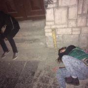 У центрі Львова знайшли непритомними хлопця і дівчину з Франківська (ФОТО)
