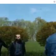 В Івано-Франківську побилися учасники ДТП